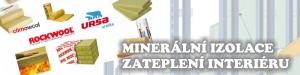 mineralni izolace zatpleni interieru